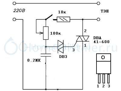 post-165140-0-39802000-1358621261.jpeg Стабилизация нагрева РК из подручных материалов или автоматика для малоимущих