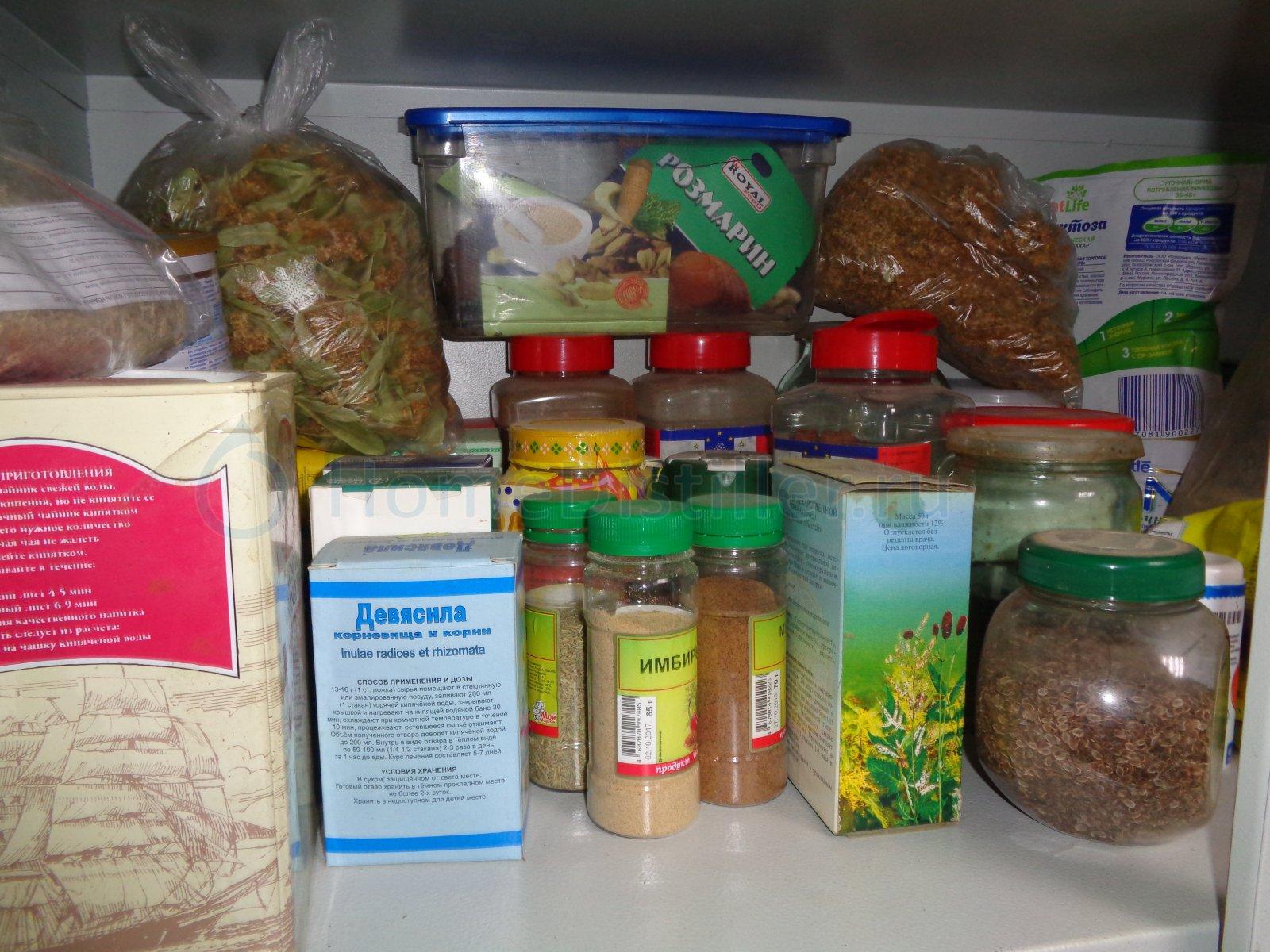 Ингредиенты для приготовления настойки вермута